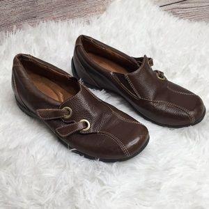 Naturalizer Vigoro Leather Slip On Shoe Loafer